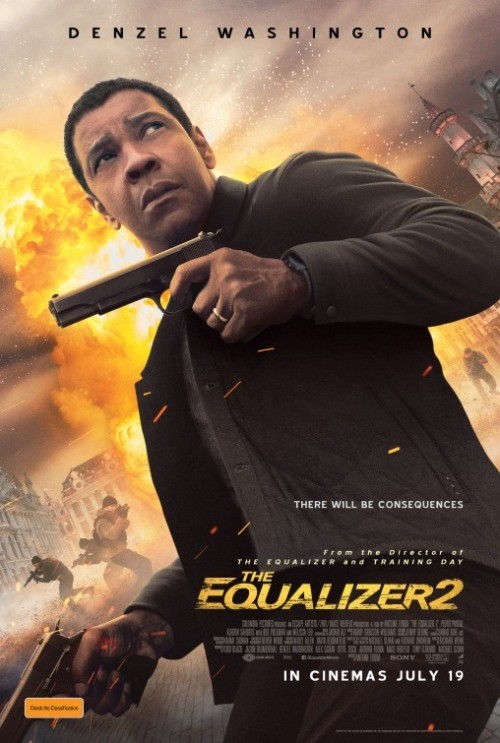 فيلم The Equalizer 2 2018 مترجم
